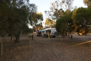 Hynes Reserve Campground, Glenisla Vic