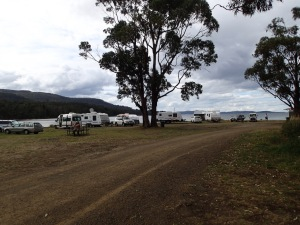Gordon Recreation Reserve, Gordon Tasmania