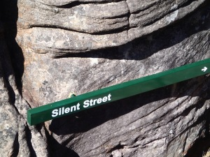 Silent Street, Pinnacles, Grampians National Park Vic