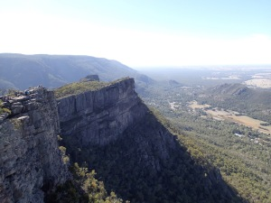 The Pinnacles, Grampians National Park Vic