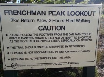 Frenchman Peak